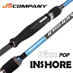 Спиннинг JS Company Nixx Pop Inshore S1002H