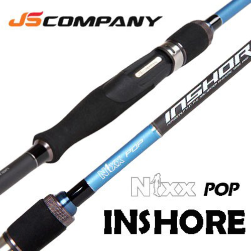 Спиннинг JS Company Nixx POP INSHORE S703ML