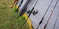 Топ 10 спиннингов для ловли голавля