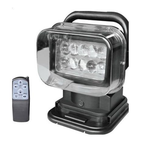 Прожектор LED523 точечный черный 3200lm 50W
