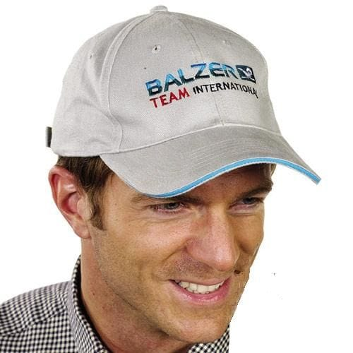 Бейсболка Balzer International Cap