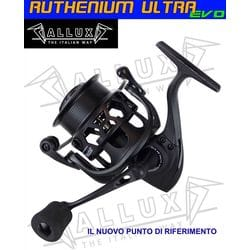 Катушка Alcedo Allux Ruthenium Ultra EVO SLR
