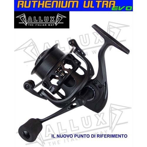 Катушка Allux Ruthenium Ultra EVO SLR