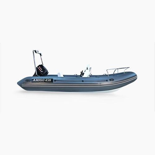 Лодка RIB Amigo 450V