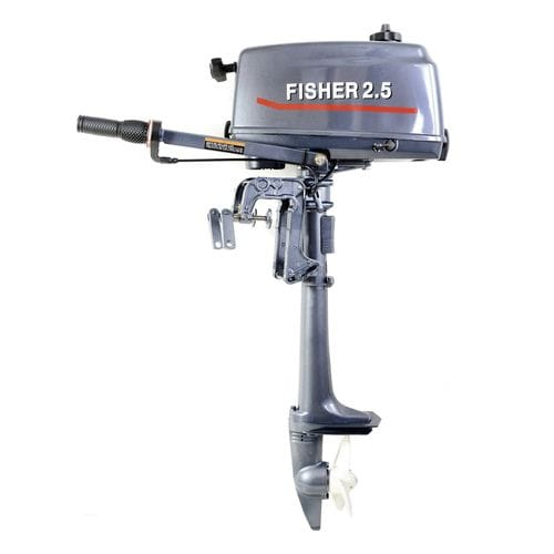 Мотор Fisher T2.5 BMS