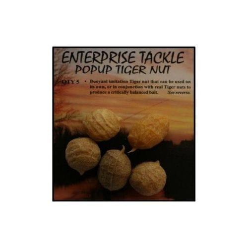 Искусственная насадка ENTERPRISE TACKLE PopUp Tiger Nut