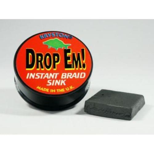 Мягкий свинец Kryston Drop EM Instant Braid Sink
