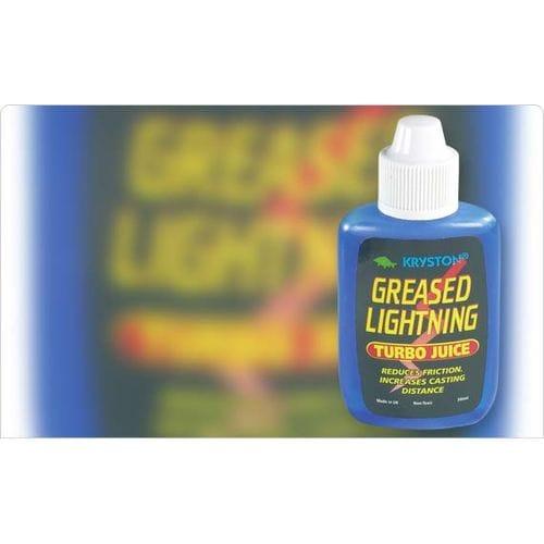 Жидкость для увеличения дальности заброса Kryston Greased Lightning Mono Casting Booster