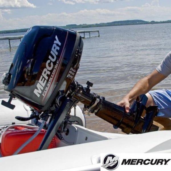 лодочный мотор mercury-f6m