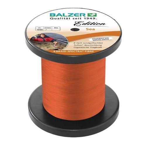 Шнур Balzer Edition Line Sea Red 1500m