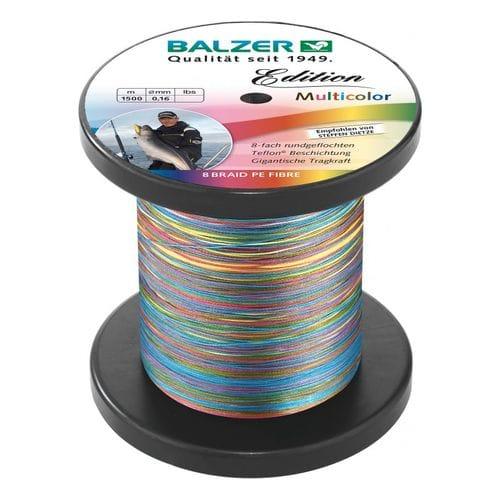 Шнур Balzer Edition Multicolor 1500m
