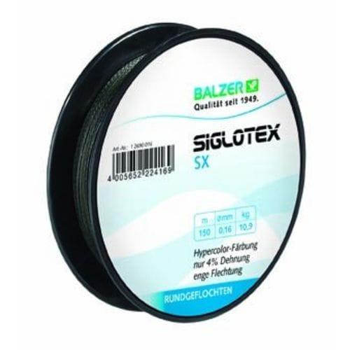 Шнур Balzer Siglotex SX 0.30d 150m