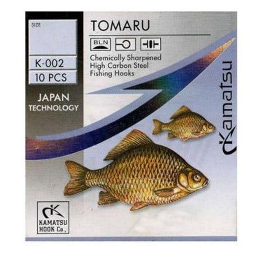 Крючки Kamatsu Tomaru K-002