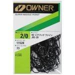 Крючки Owner 11528 Jig 28 Black