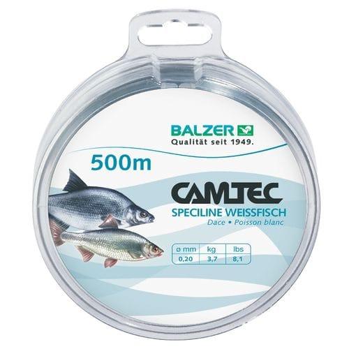 Леска Balzer Camtec Line Match 500m