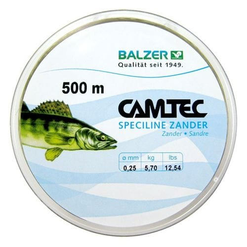 Леска Balzer Camtec Line Pike-Perch