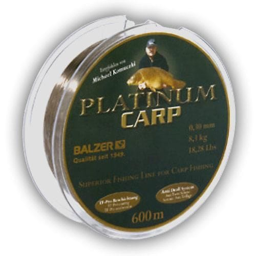 Леска Balzer Platinum Carp 0.4