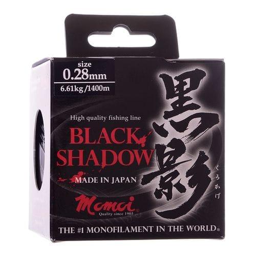 Леска Momoi Black Shadow 1400m 0.28mm