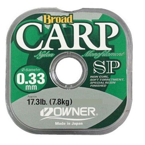 Леска Owner Broad Carp Special 100m