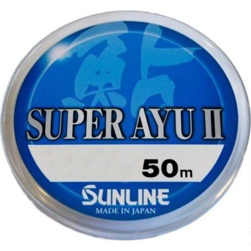 Леска Sunline Super Ayu II 50m