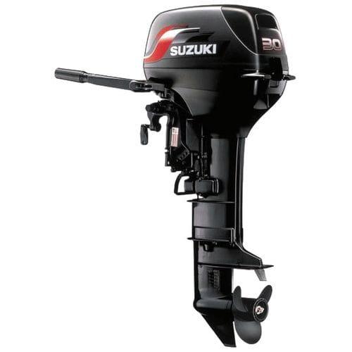 Двухтактный лодочный мотор Suzuki DT 30 S