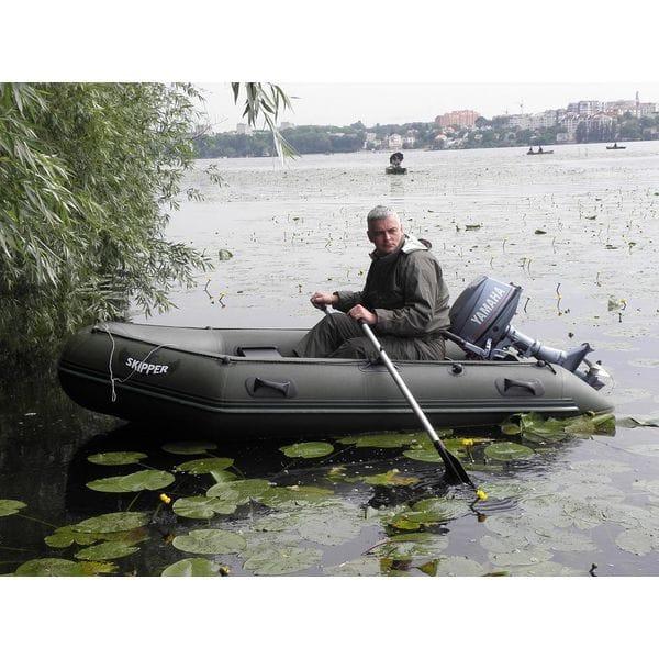 лодка шкипер 330 отзывы