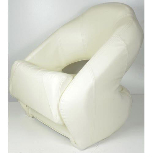 Сиденье Premium Bucket с системой flip-up белое
