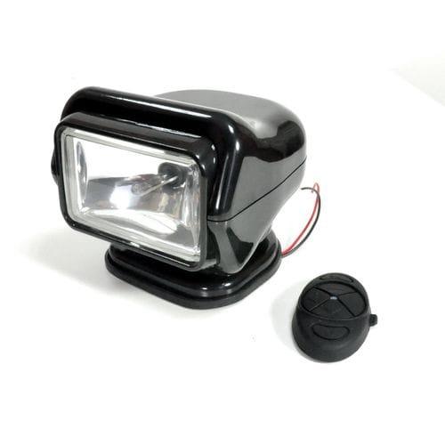 Поисковый прожектор, ксенон LS519 Китай (черный)