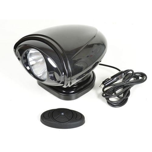 Поисковый прожектор, ксенон LS522 Китай (черный)