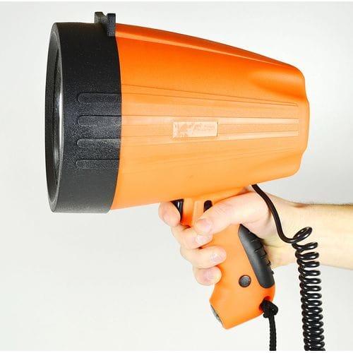 Поисковый прожектор, с ручкой, оранжевый LS515(orange)