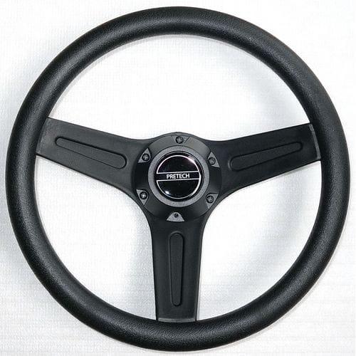 Рулевое колесо PRETECH 32см черное