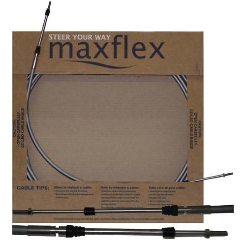 Трос газ/реверс 11FT нерж. MAXFLEX 3.35м PINNACLE PRETECH Корея