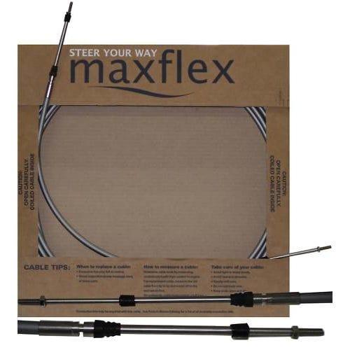 Трос газ/реверс 13FT нерж. MAXFLEX 3.96м PINNACLE PRETECH Корея