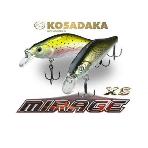 Воблер Kosadaka Mirage XS 70F