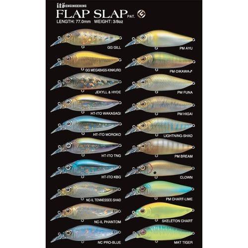 Воблер Megabass Diving Flap Slap