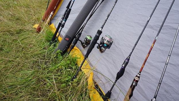 Топ 10 спиннингов для ловли голавля | Рыболовный магазин FishTime.ua